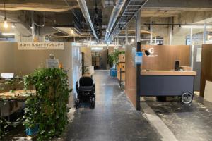 関内駅直結!自由に働く人たちをつなげる場所「G Innovation Hub YOKOHAMA」の体験レポート