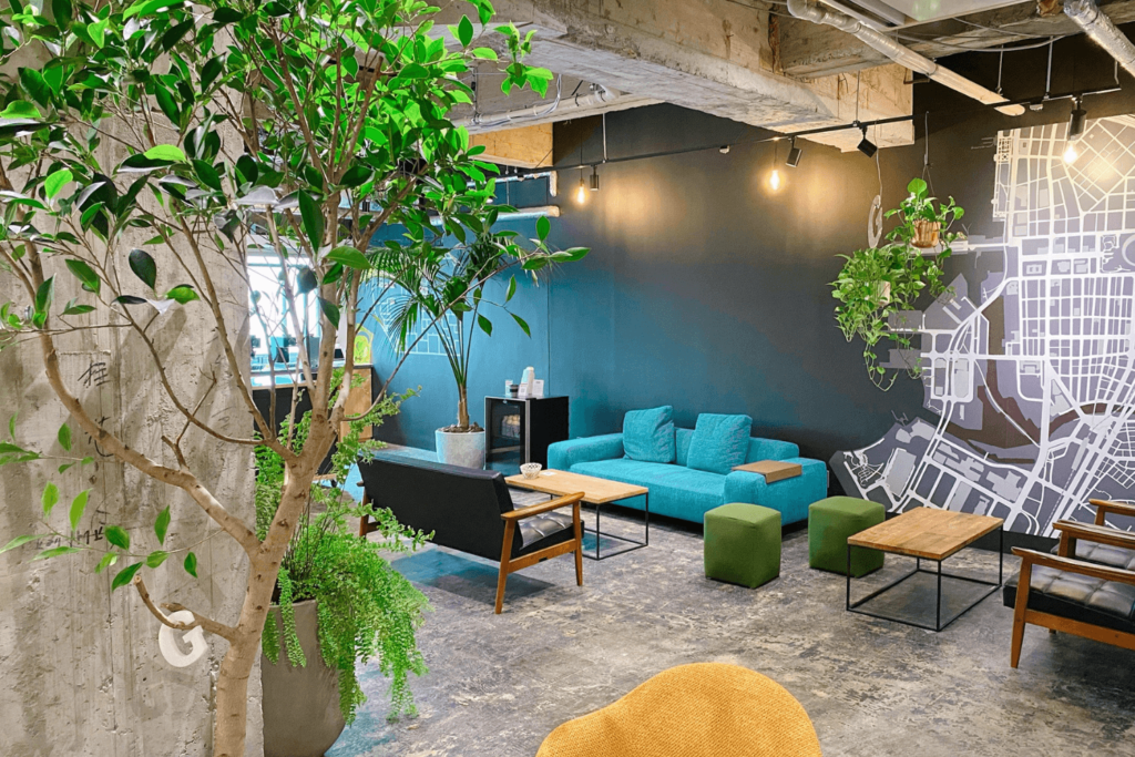 G Innovation Hub YOKOHAMAは関内駅直結の24時間365日使えるコワーキングスペース