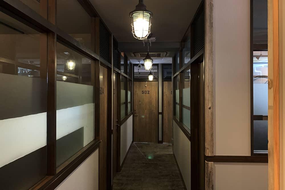 CASE Shinjukuの個室オフィス