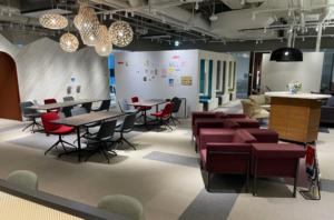 カフェも併設!品川駅港南口のコワーキングスペース「LIBPORT品川」の体験レポート