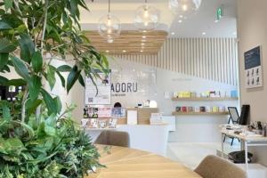 最高におしゃれなコワーキングスペース「HAKADORU 新宿三丁目店」の体験レポート