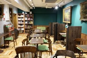 カフェ空間のコワーキングスペース「いいオフィス南池袋 by Ikkyu / 新栄堂書店」の体験レポート