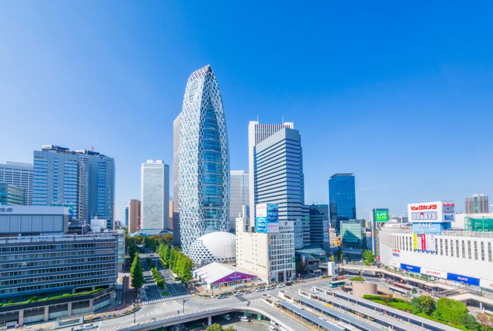 【2021年版】新宿のコワーキングスペースおすすめ12選【ドロップイン可能】